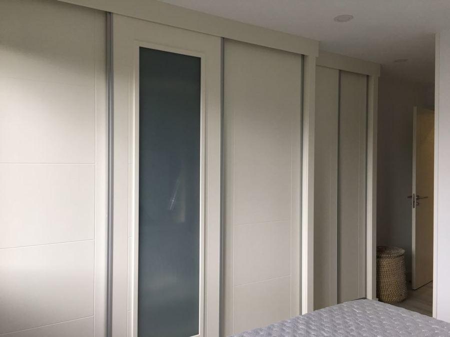 Optimización del espacio en habitación principal
