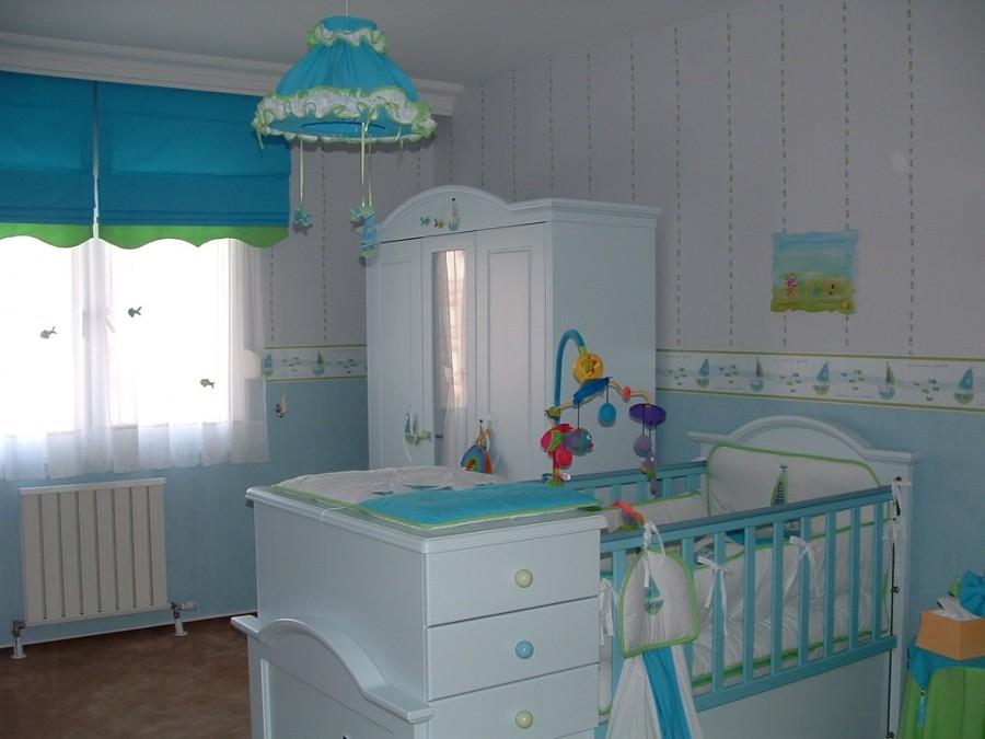 C mo organizar de forma segura el cuarto de los ni os - Organizar habitacion ninos ...