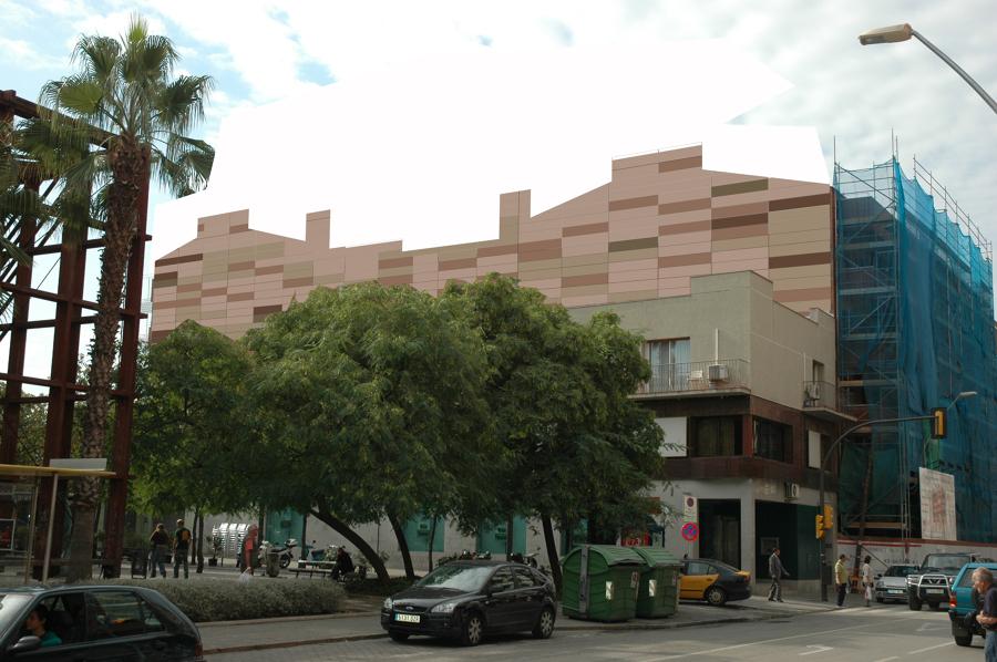 Ornamentación del Paisaje Urbano