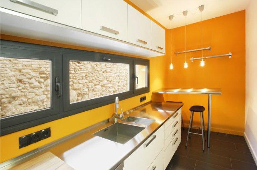 cocina naranja