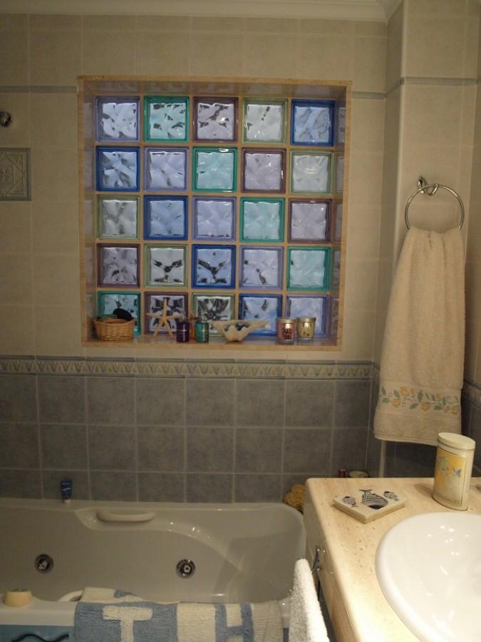 C mo realizar una ventana con pav s ideas reformas viviendas - Bloques de paves ...