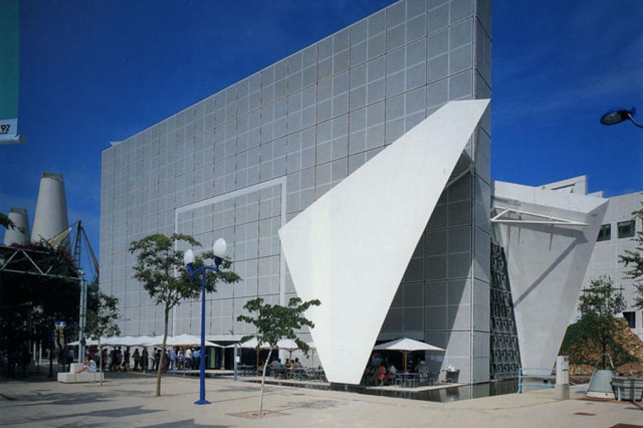 PABELLÓN DE DINAMARCA (Expo92)