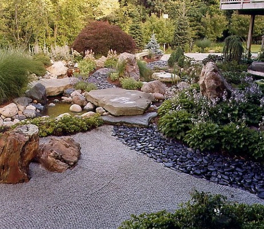 Paisajismo el arte de dise ar jardines ideas paisajistas for Paisajismo jardines fotos