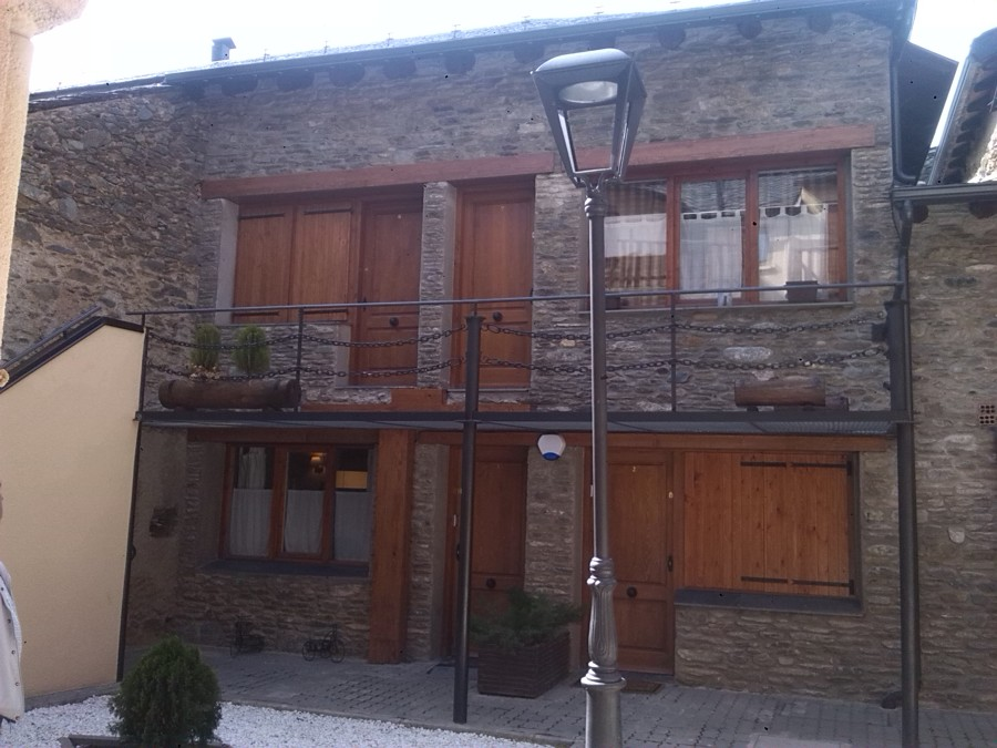 Rehabilitaci n integral de mas a para 12 apartamentos - Rehabilitacion casas rurales ...