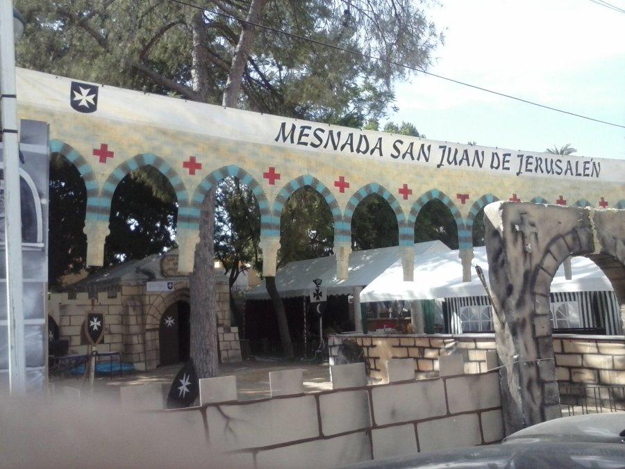 Pancarta decoración