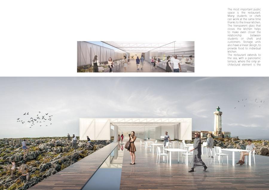 Panel 7. Concurso Lighthouse Sea Hotel.