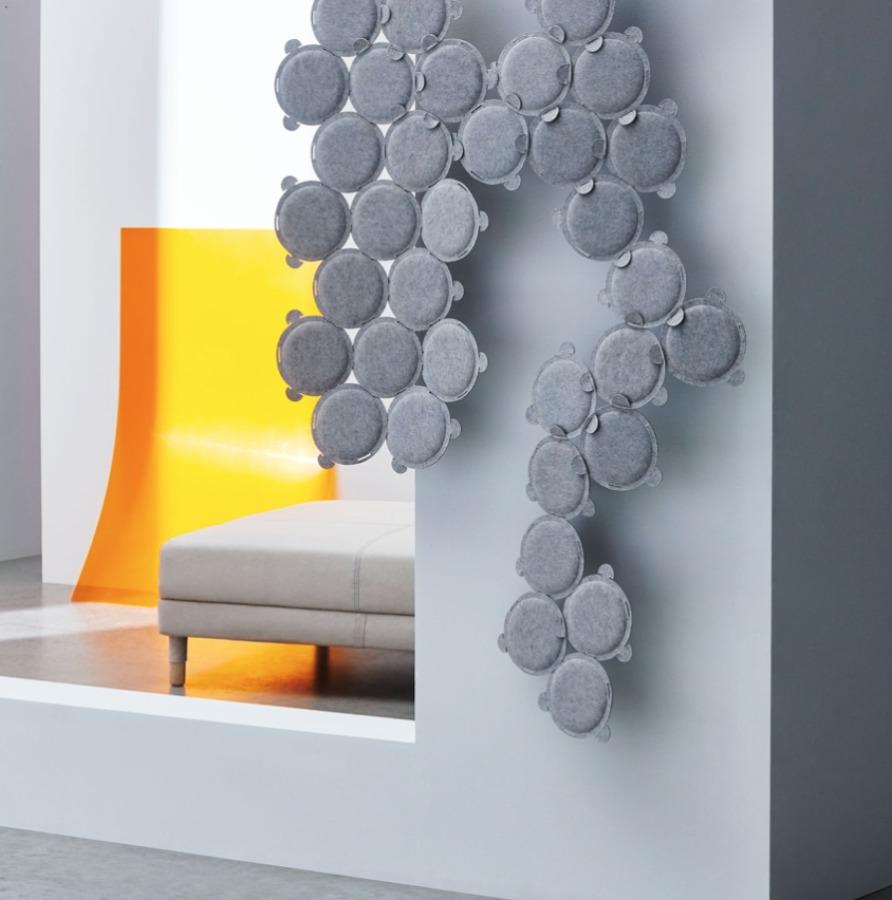 Panel absorción sonido IKEA 2019