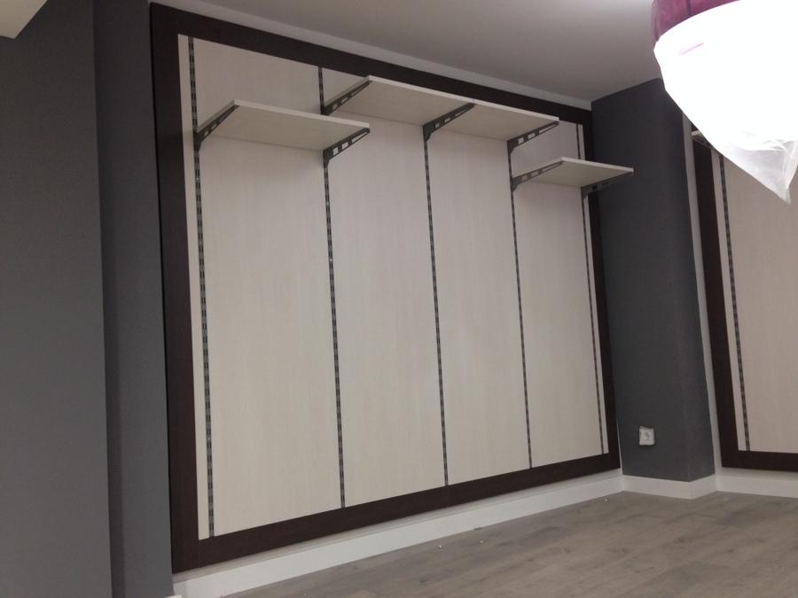 panel de cremallera