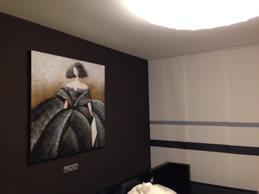 Foto panel japon s y papel pintado de la ventana de - Papel pintado japones ...