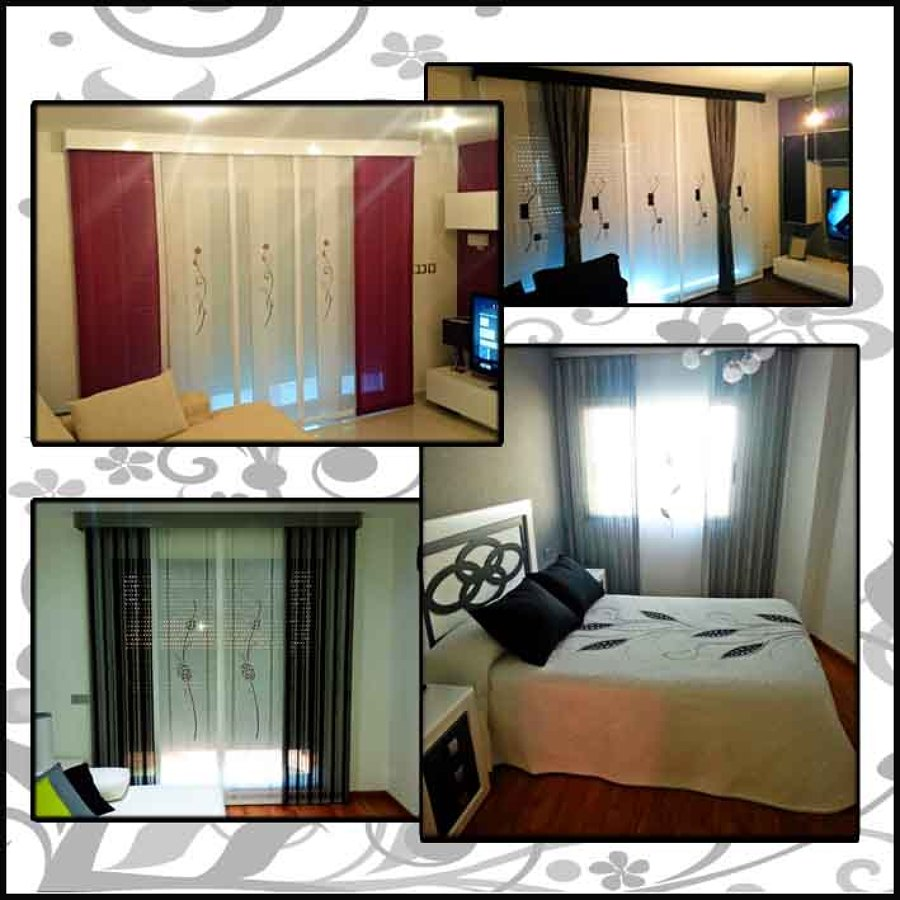 Foto panel japones de cortinas vicente en molina 727945 - Muebles molina granada ...