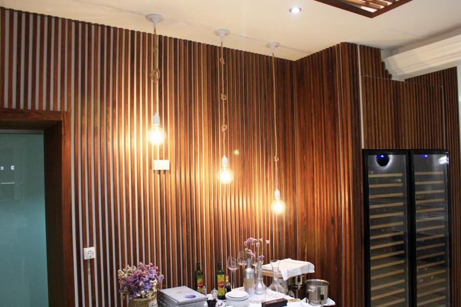 panelado restaurante