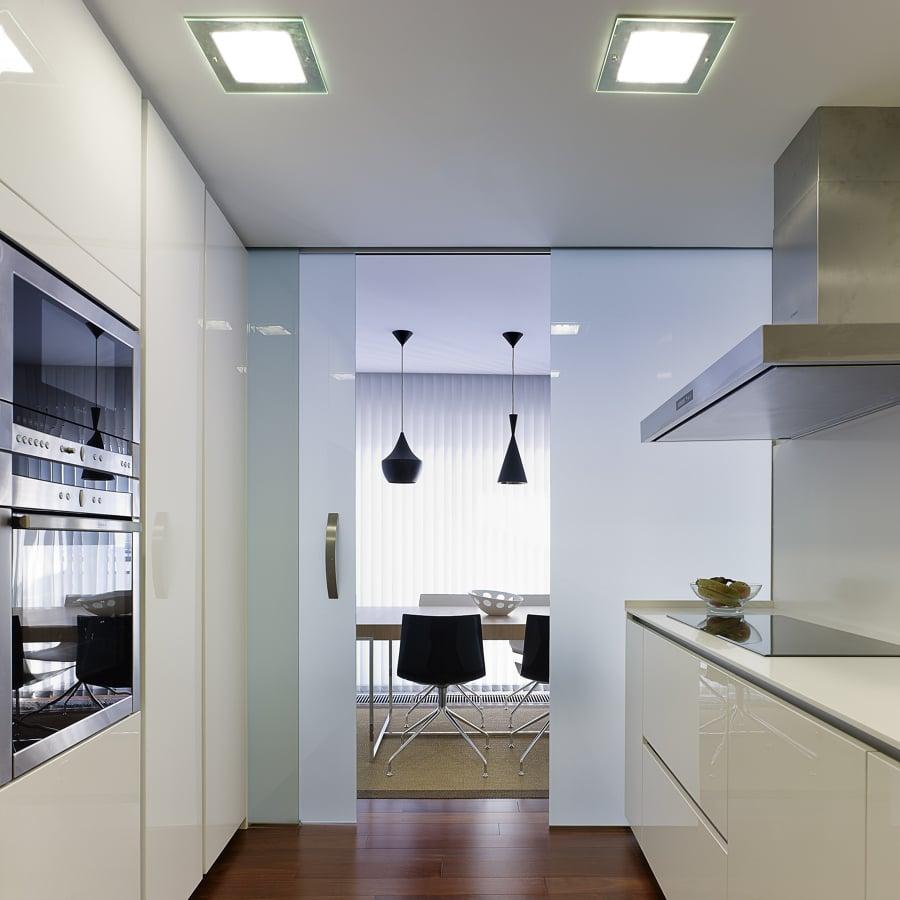 Foto paneles cocina de arquitectura y vivienda 875521 - Paneles acrilicos para cocinas ...