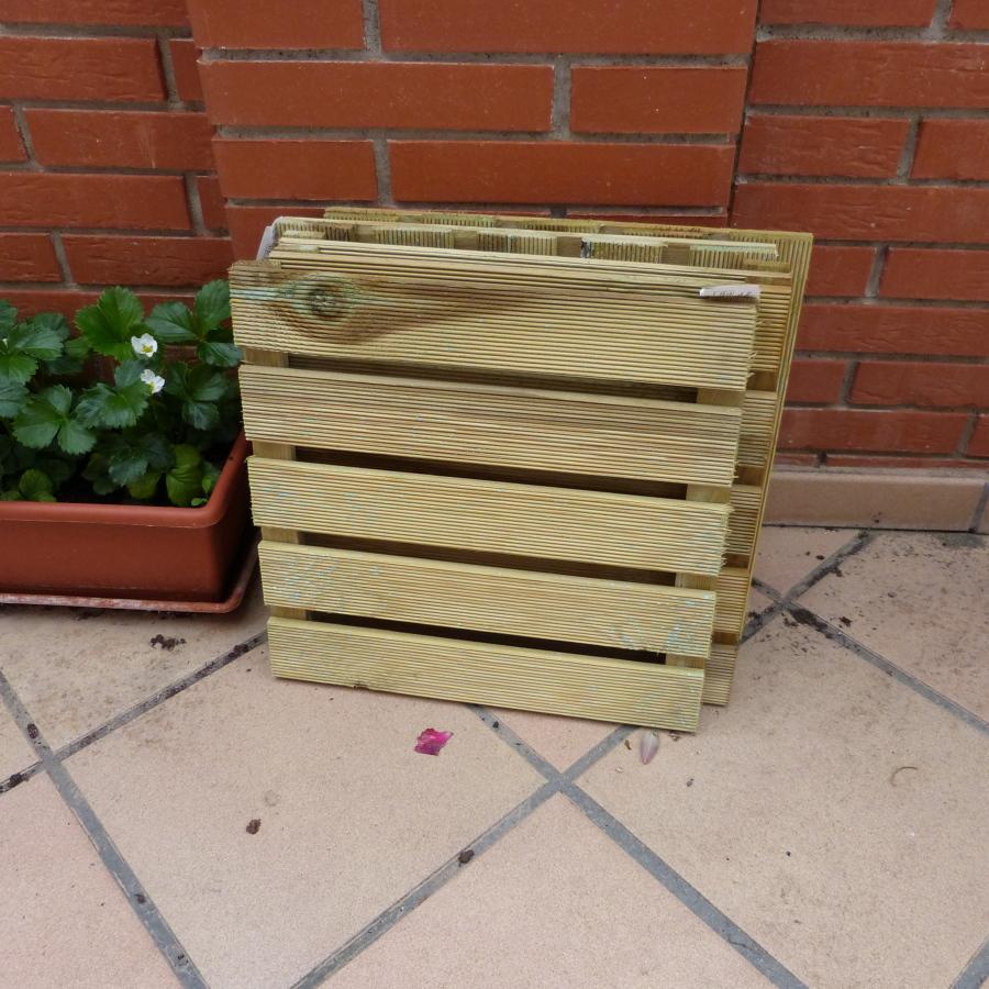 Pasos para construir una jardinera vertical ideas for Jardinera de madera vertical