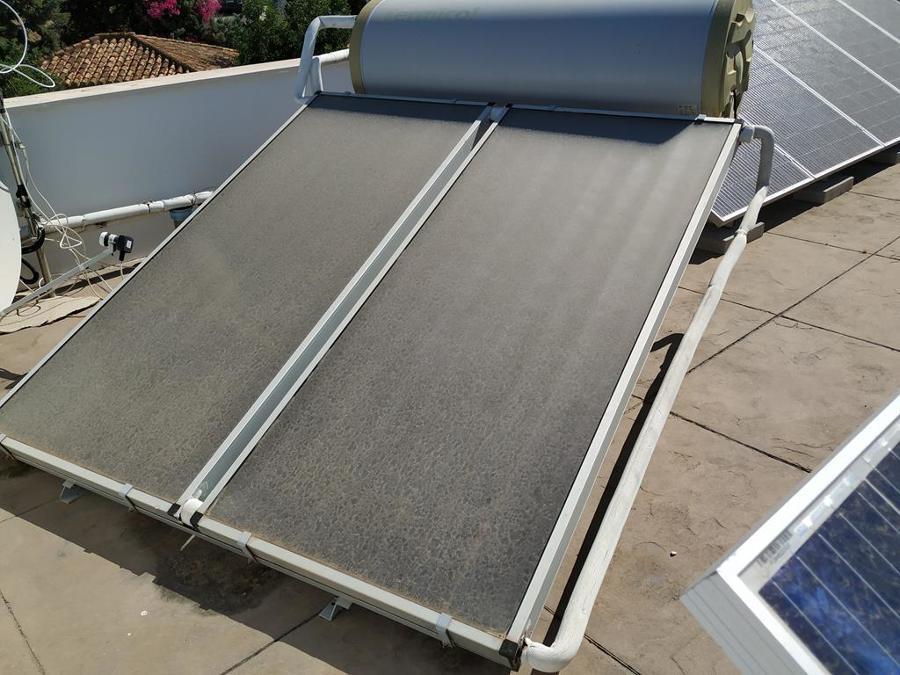 Paneles solares ACS