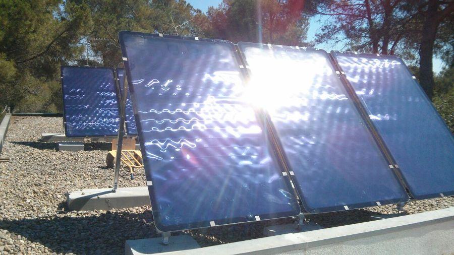 Paneles solares de alto rendimiento