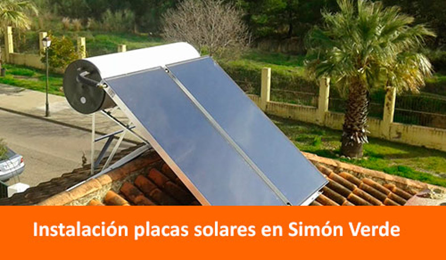Paneles solares para ACS