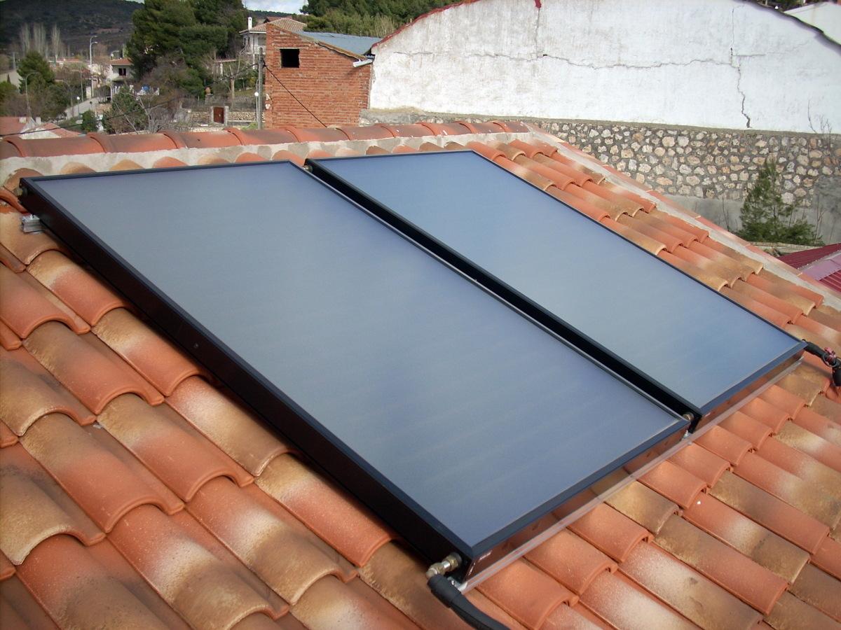 Energ a solar t rmica ideas placas solares for Placas solares precios