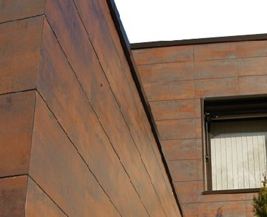 Paneles s ndwich para fachadas ideas reformas viviendas - Ideas para fachadas ...