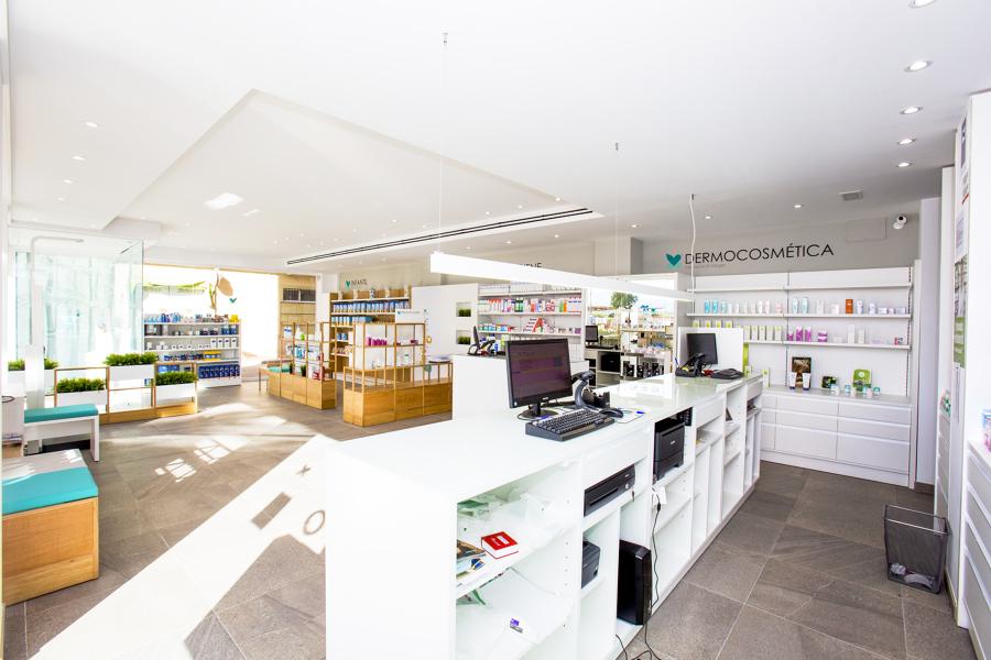 Farmacias en vergel alicante ideas arquitectos - Arquitectos en alicante ...