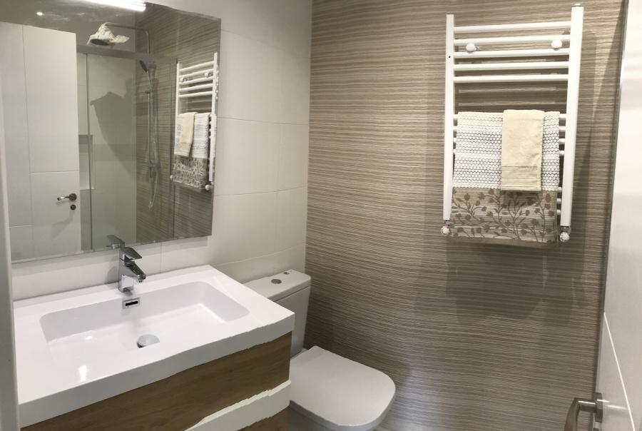 Panorámica de baño