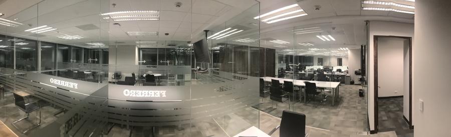 panoramica de las instalaciones