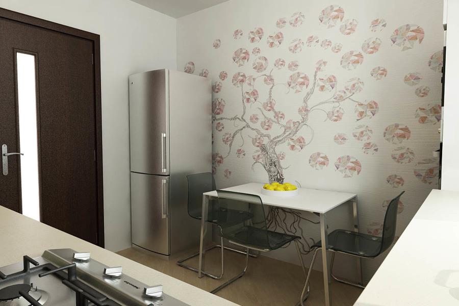 Papel de pared decorativo
