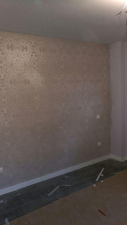 Papel decorativo habitación