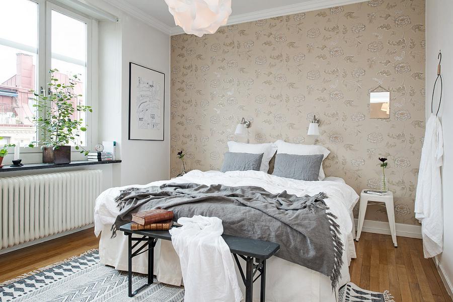 Papeles pintados para transformar tu vivienda ideas - Casas decoradas con papel pintado ...