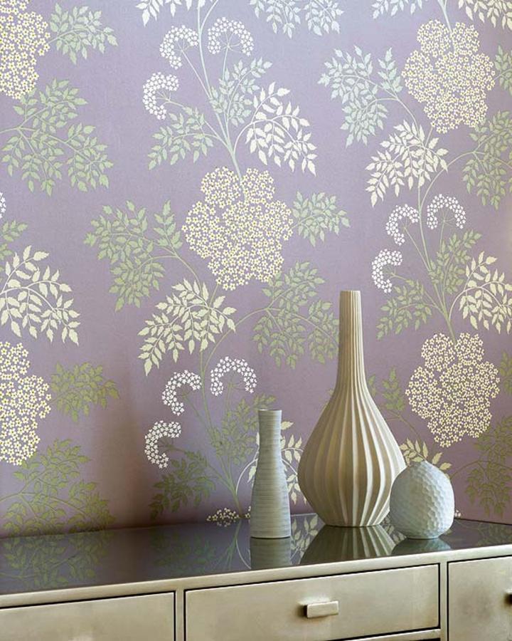 Papeles pintados para transformar tu vivienda ideas - Papel pintado dormitorio principal ...