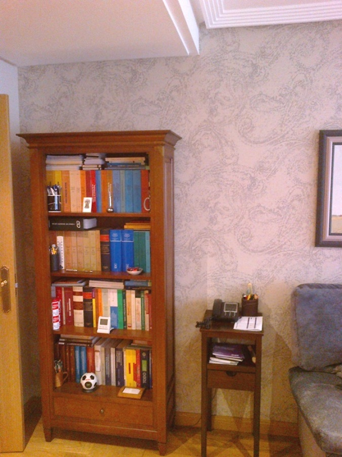 Foto papel pintado de serranos studio 829240 habitissimo for Papel pintado alicante