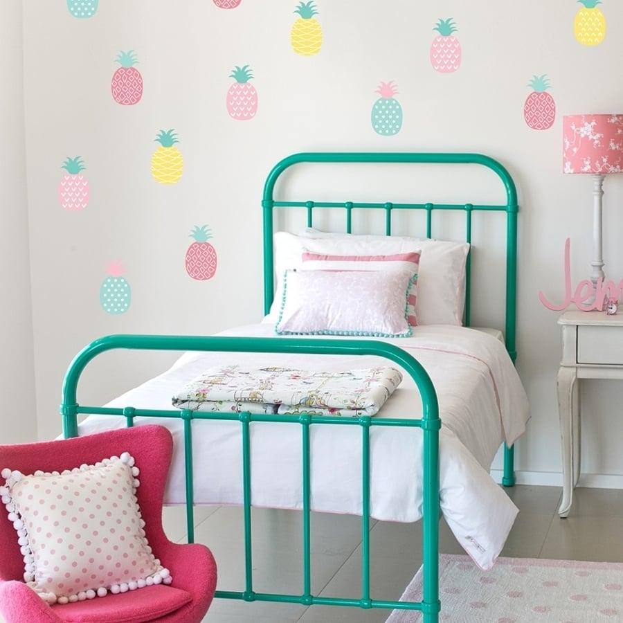 Papel Pintado Cambia El Look De Tu Dormitorio Ideas Decoradores ~ Habitaciones Juveniles Con Papel Pintado