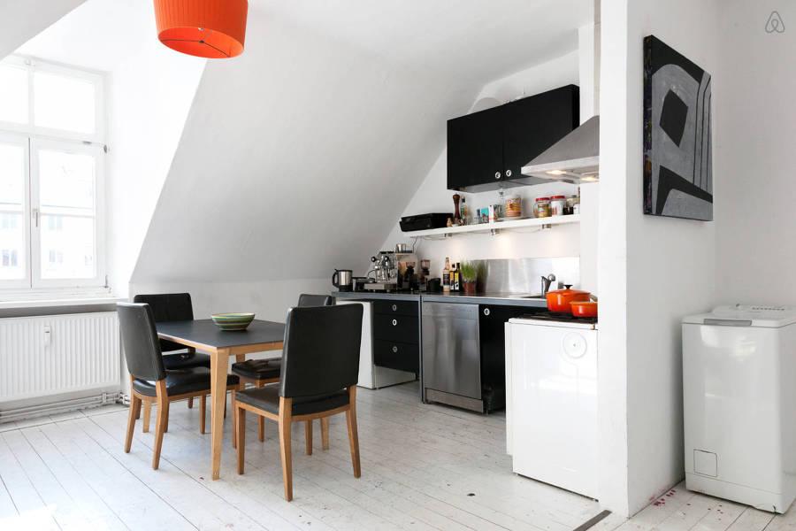 Cocinas mini para grandes chefs ideas decoradores - Cocinas pequenas soluciones ...
