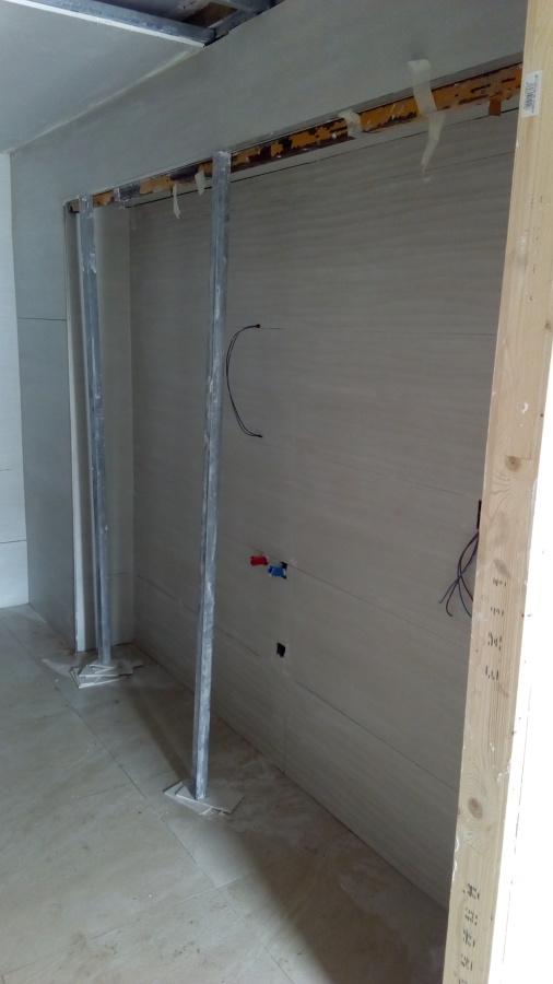 pared baño