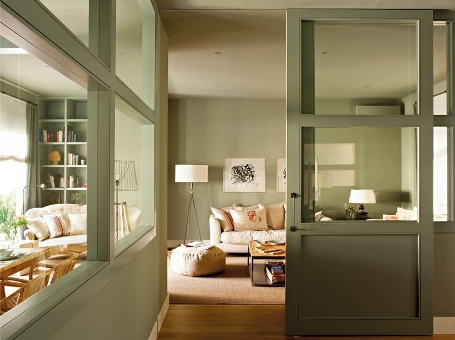 Abre tu casa a la primavera con las paredes de cristal - Pared cristal ...