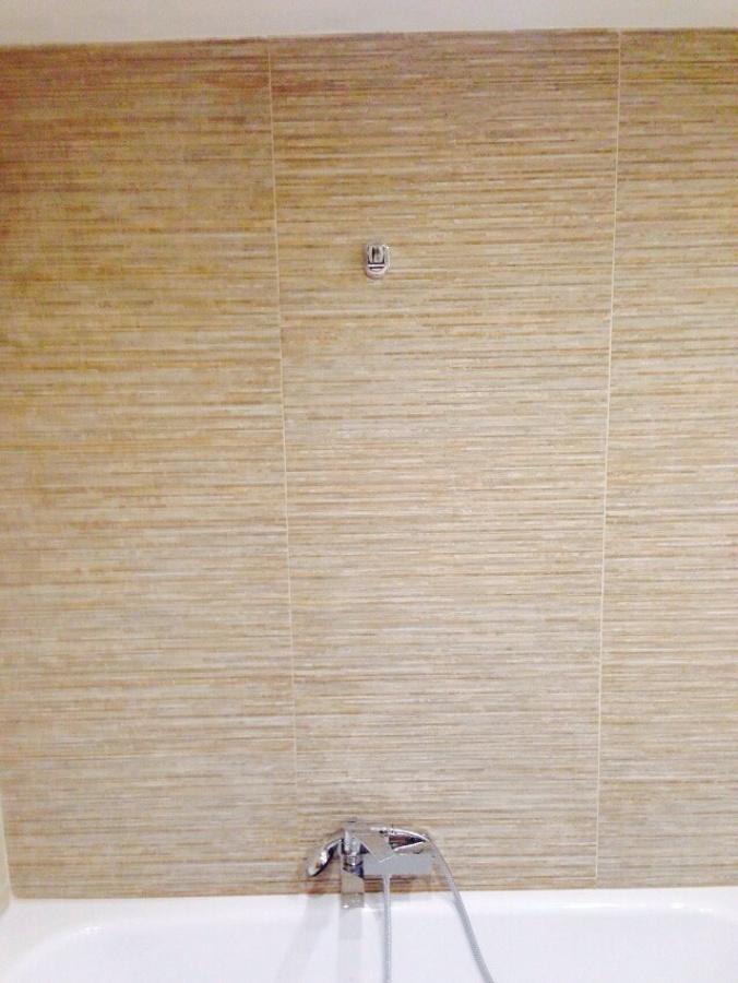 Foto pared imitaci n piedra de entornos reformas de - Imitacion piedra pared ...