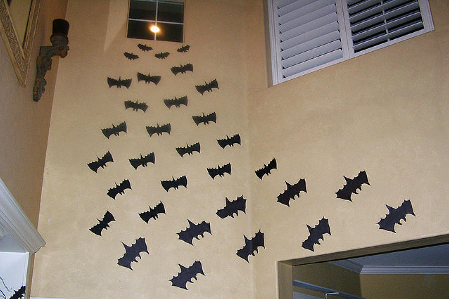 C mo organizar la casa por halloween ideas art culos for Articulos decoracion halloween