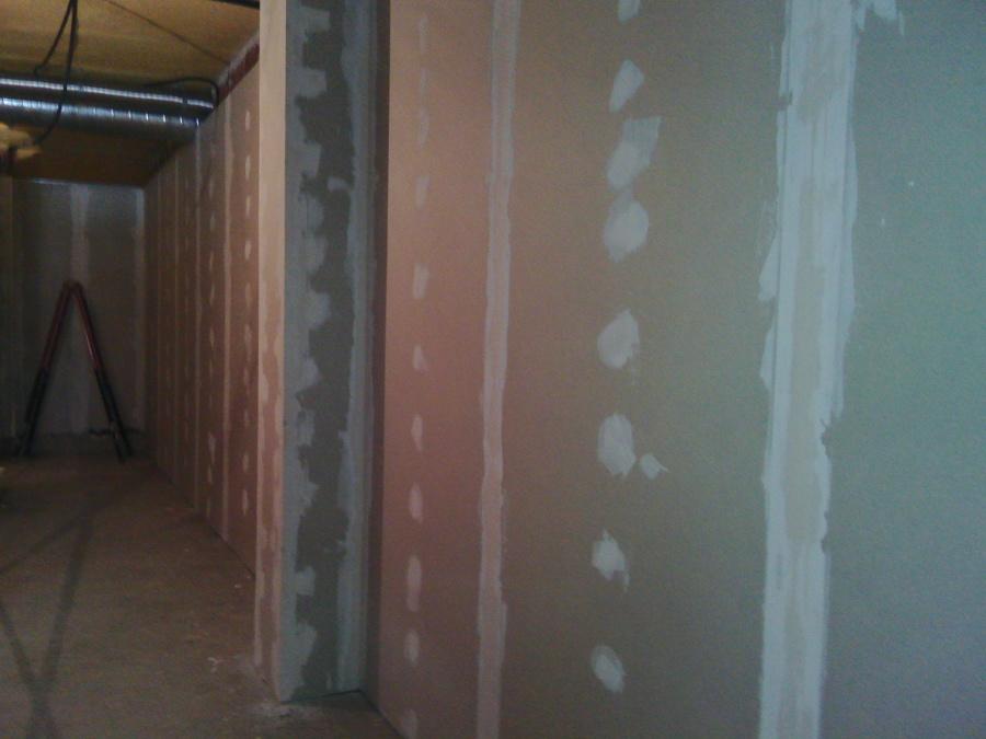 Foto paredes de pladur de consro 1070160 habitissimo - Paredes de pladur ...