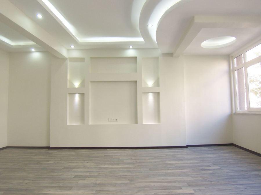 Paredes y techo salon pladur