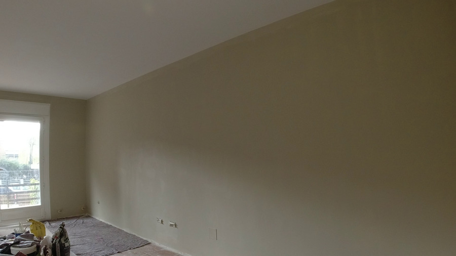 paredes ya pintadas