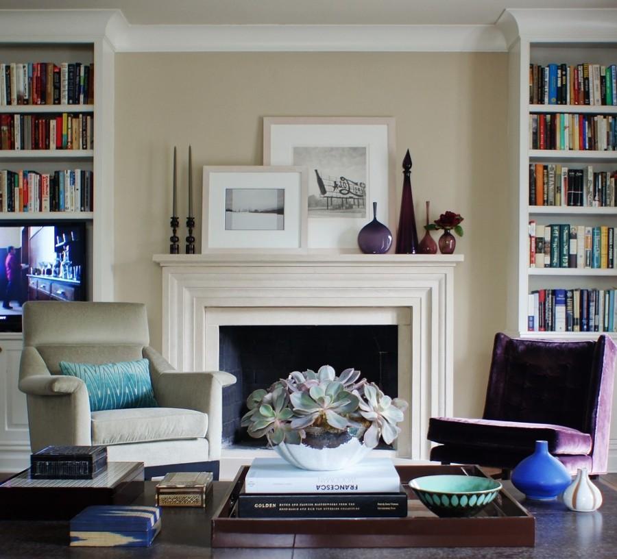 Consejos para colgar cuadros sin equivocarte ideas - Muebles la chimenea catalogo ...