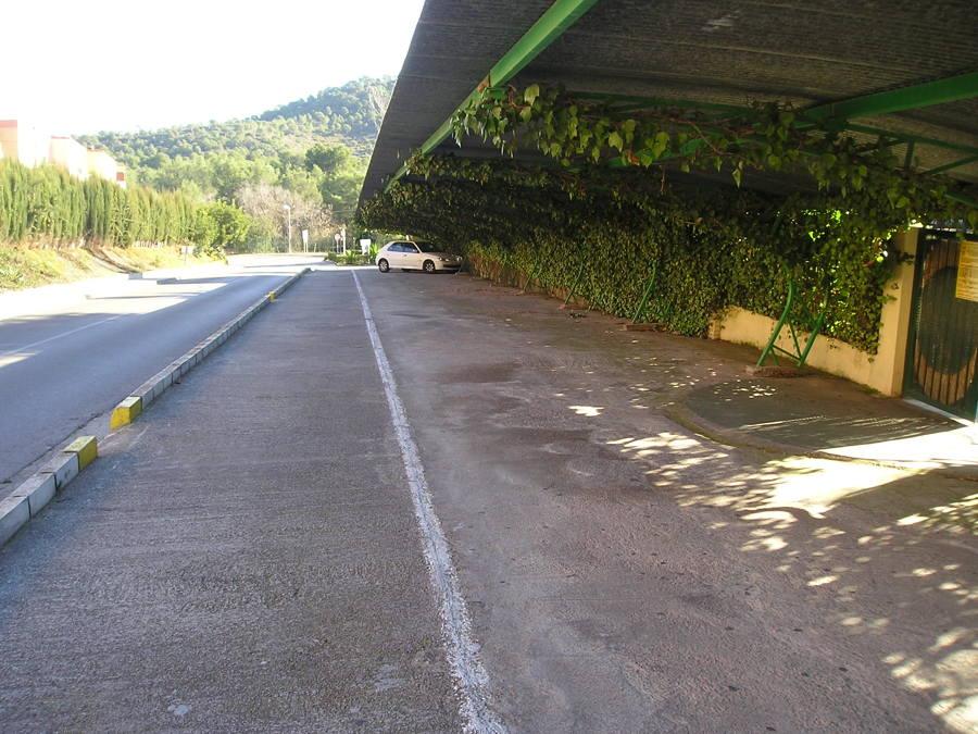Parking estado previo