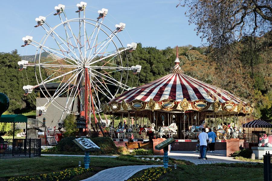 parque atracciones neverlant