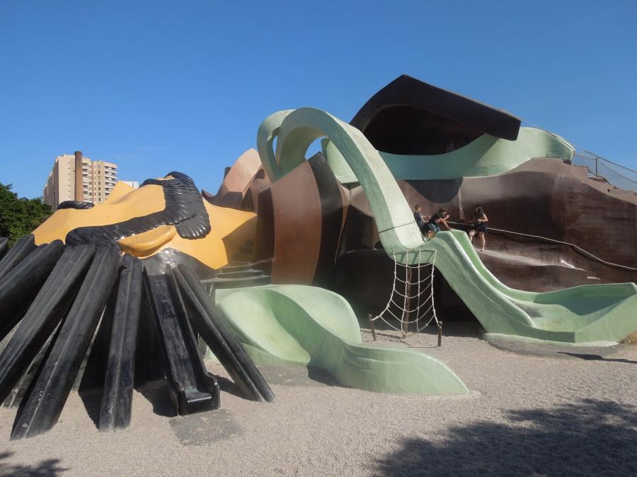 Foto parque gulliver valencia de miriam mart 928575 - Decoradores en valencia ...