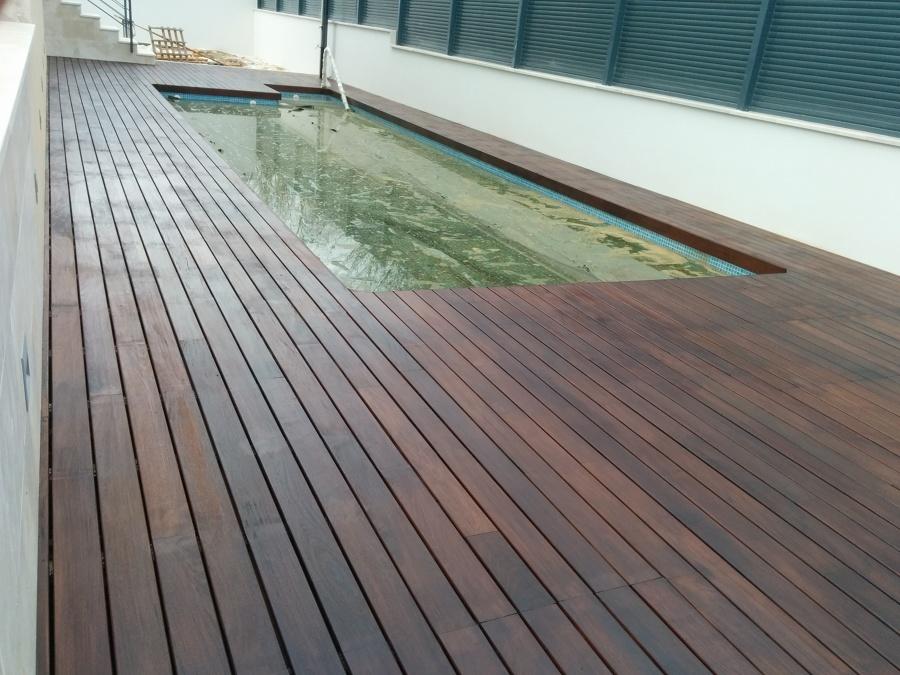 Parquecite tarima exterior de madera de ipe ideas for Ipe madera exterior