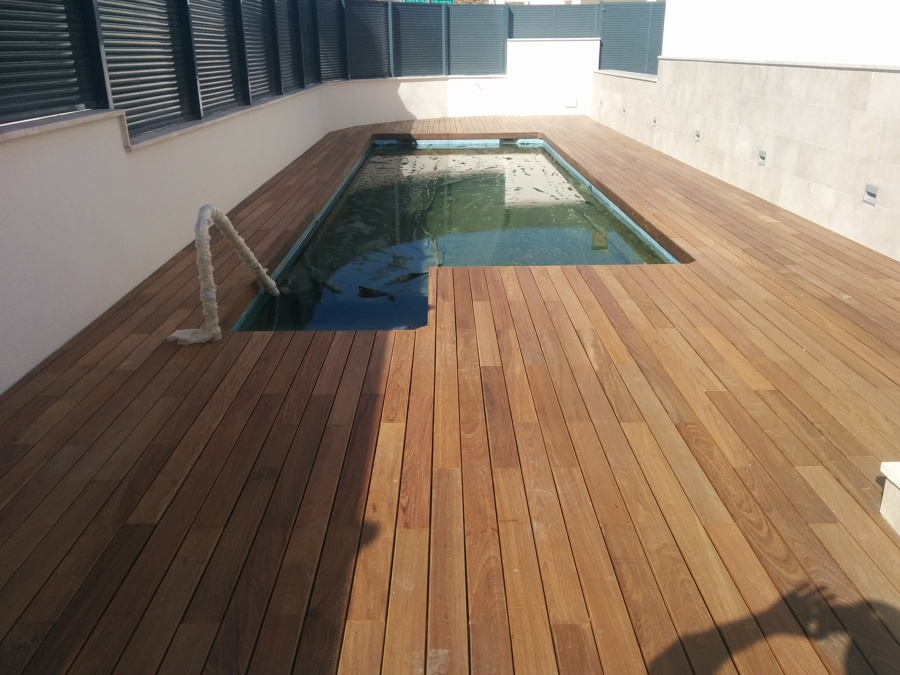Ipe madera exterior ideas de disenos for Remate de terrazas