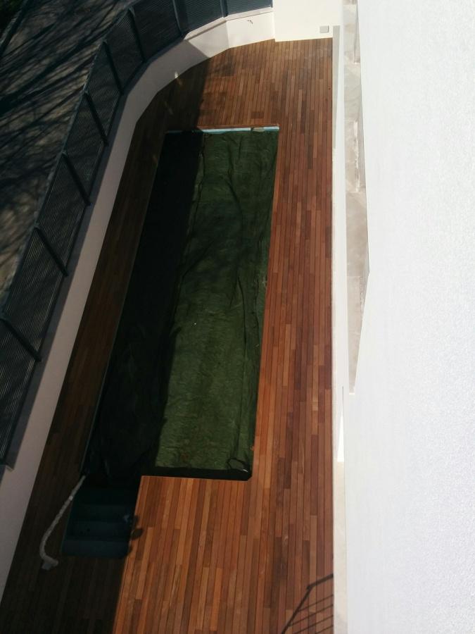 Parquecite tarima exterior de madera de ipe ideas - Precio tarima madera ...