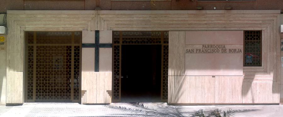 Parroquia San Francisco de Borja