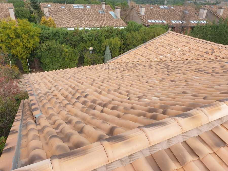Parte de tejado