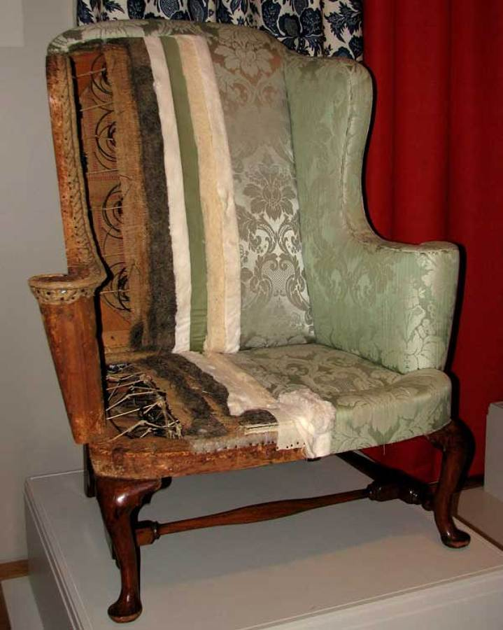 Foto partes de butaca de tapiceros nuovo divano 980715 habitissimo - Tapiceros tarragona ...