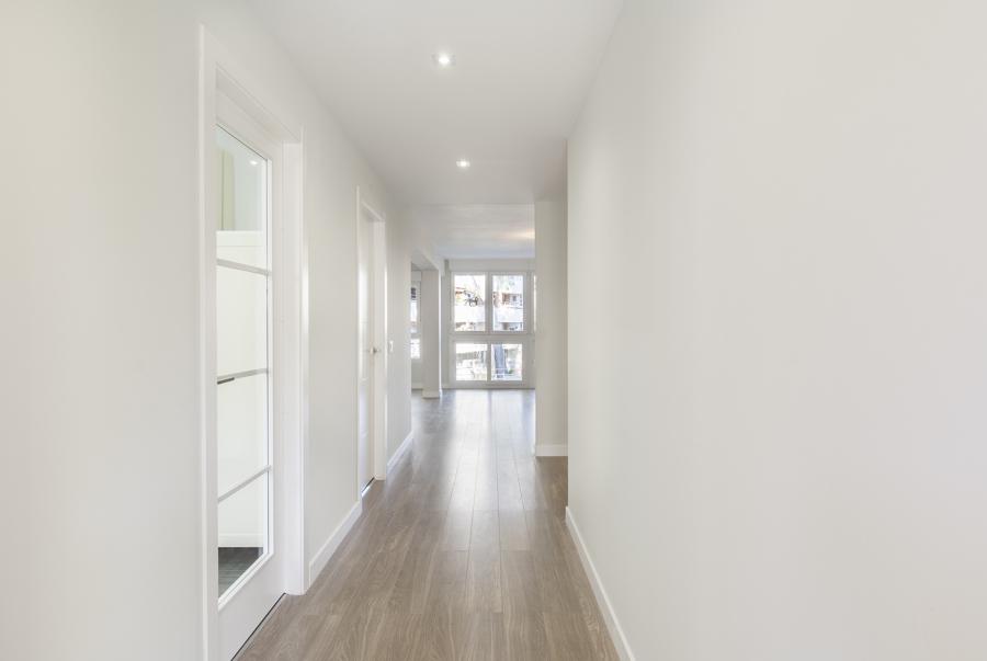 Reforma integral de un piso de 86 m2 en madrid ideas for Precio m2 reforma integral